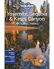 Lonely Planet Yosemite, Sequoia & Kings Canyon National Parks 6 6th Ed.