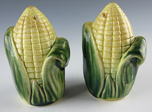 Price comparison product image Standford China CORN Salt and Pepper Shaker Set