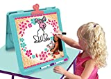 Moana Disney Little Artist Tabletop Easel with 3 Dry Erase Markers