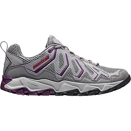 Montrail Glory Shoe Women's 6 Grey Trans Light ALPS R4rqRxa