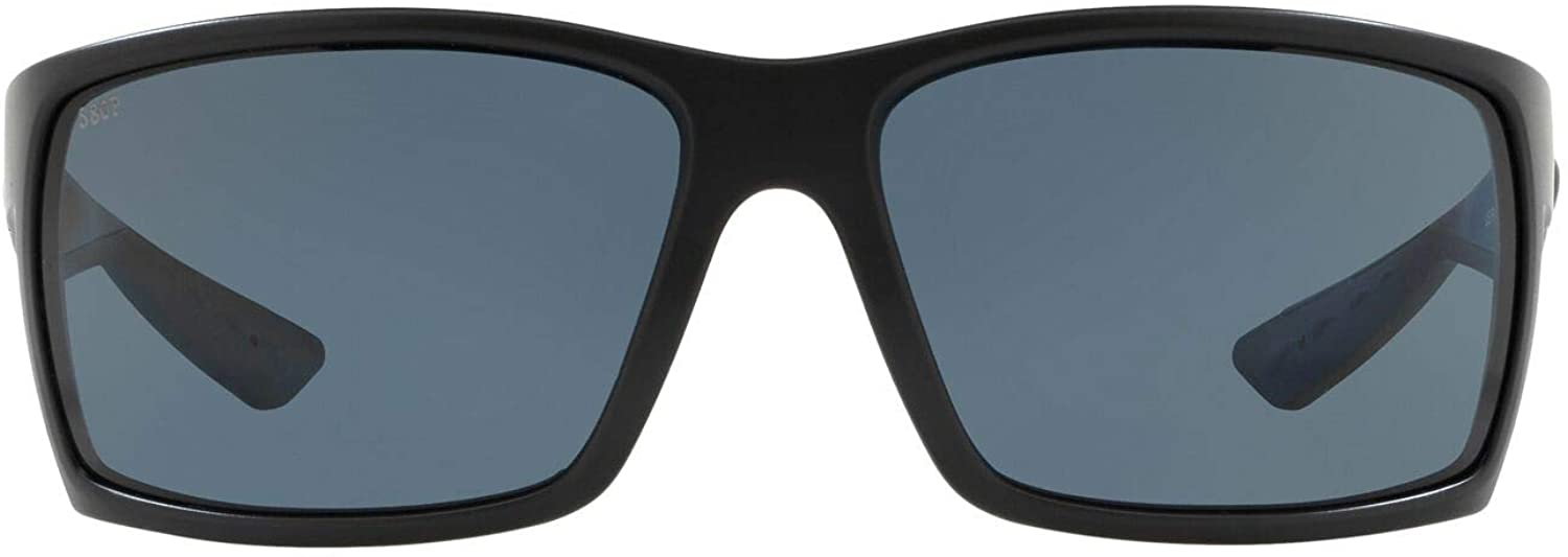 Costa Del Mar mens Reefton Rectangular Sunglasses