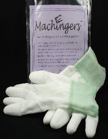 Machingers Sewing Gloves Size Small to Medium (Machingers Gloves)