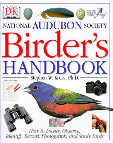 National Audubon Society Birder's Handbook - Book  of the Smithsonian Handbooks