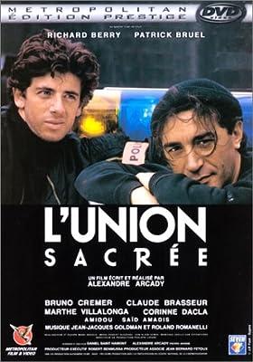 L'Union sacrée [Édition Prestige]: Amazon fr: Richard Berry