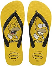 Chinelo Simpsons, Havaianas, Adulto Unissex