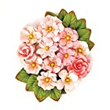 Prima Marketing Rose Quartz Flowers-Petal Ma