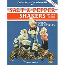Figural Salt & Pepper Shakers Second Series, Collector's Encyclopedia