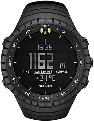 Suunto Core Altimeter Watch All Black