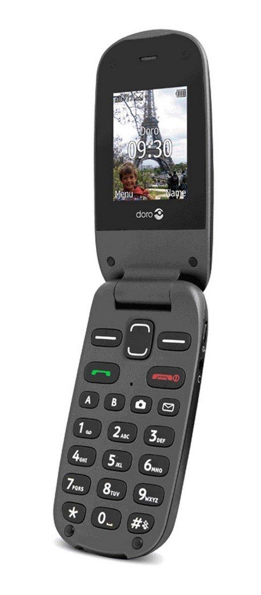 Téléphone GSM DORO PHONEEASY 607 NOIR