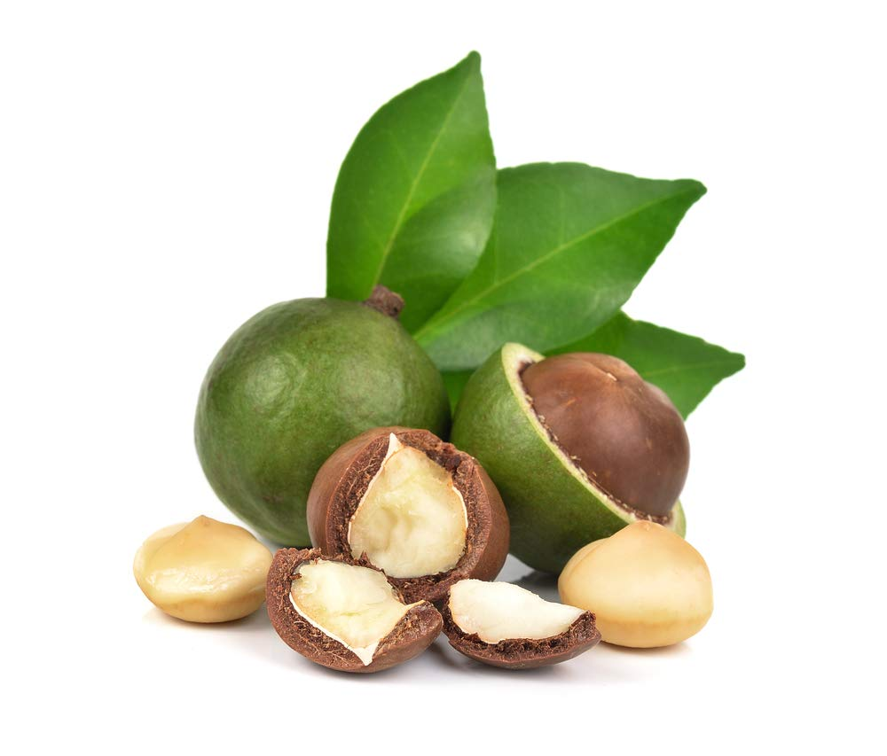 Macadamia - Bulk Macadamia Nuts in a 10 pound value box - Freshest and highest quality nuts from US Based farmer market - Quality nuts for homes, restaurants, and bakeries.