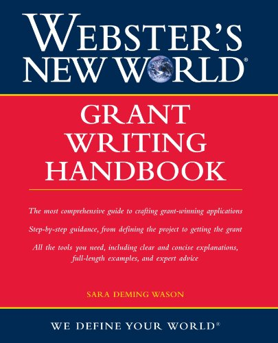 Webster's New World Grant Writing Handbook