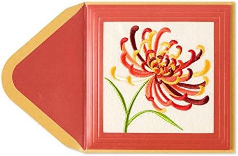 Papyrus Greeting Card Thanksgiving