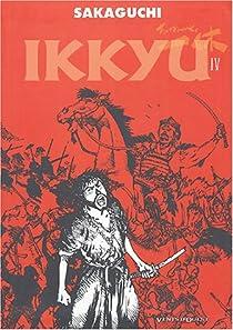 Ikkyu, tome 4 par Sakaguchi