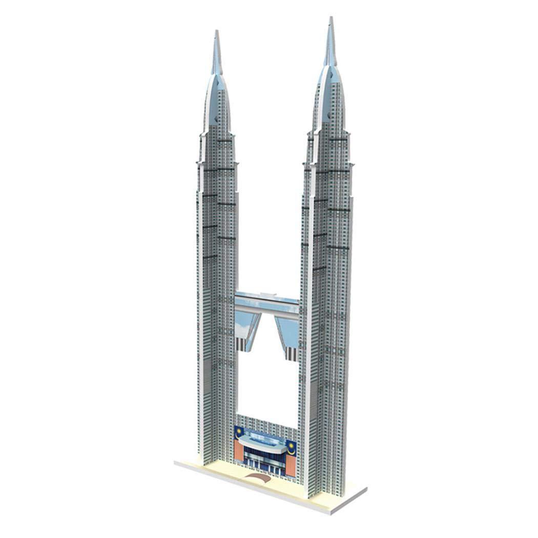 Kizaen DIY 3D Puzzle for Kids Building Model Kit Development Toy Big Ben