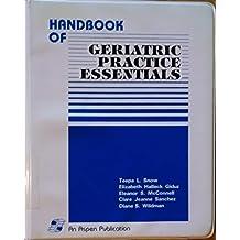 Handbook of Geriatric Practice Essentials