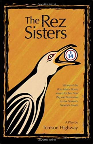 Amazon.com: The Rez Sisters: A Play in Two Acts (9780920079447): Tomson Highway: Books