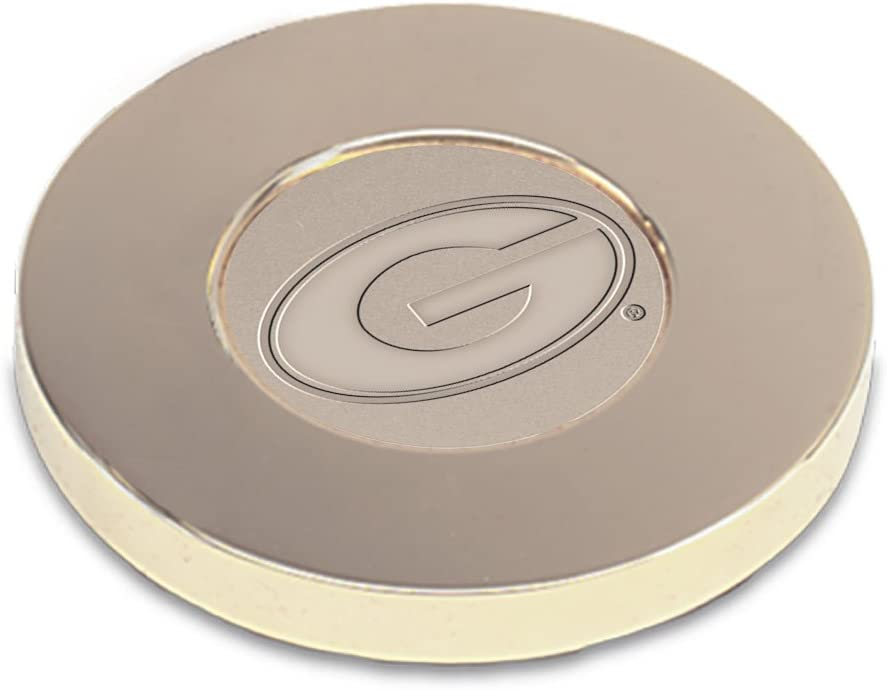 Gold AdSpec NCAA Paperweight