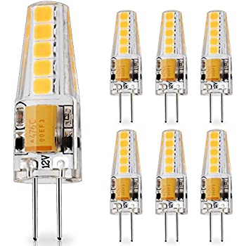 G4 Base Led Bulb 20w Glass Halogen Light Bulbs