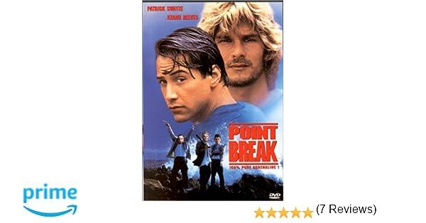 Point Break [Francia] [DVD]: Amazon.es: Patrick Swayze ...