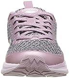 Saucony Girls' Liteform Feel Sneaker, Blush, 3 Wide