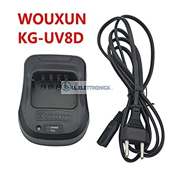 Cargador de batería de mesa Wouxun kg-uv8 Repuesto Original ...