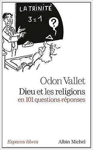 Télécharger en ligne Dieu et les Religions en 101 Questions-Reponses (Poche) epub, pdf