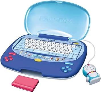 c155a544363656 Amazon | ドラえもん スーパーテレビパソコン | 子ども用パソコン | おもちゃ