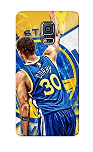 New Fashion Premium Tpu Case Cover For Galaxy S5 - Stephen Curry