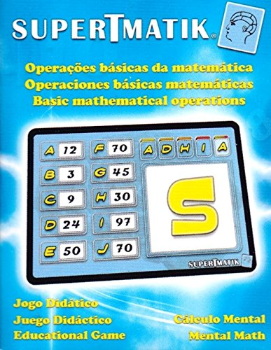 superTmatik, Cálculo Mental vol.01 EUDACTICA