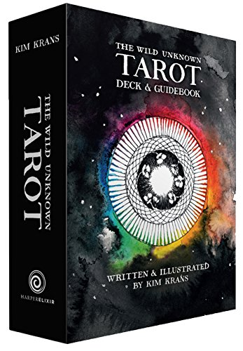 The Wild Unknown Tarot Deck and Guidebook (Official Keepsake Box Set) Cool Designs To Color