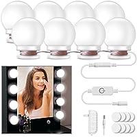 Minger Vanity Mirror Lights 8-LED Light Bulb Kit (White Light)