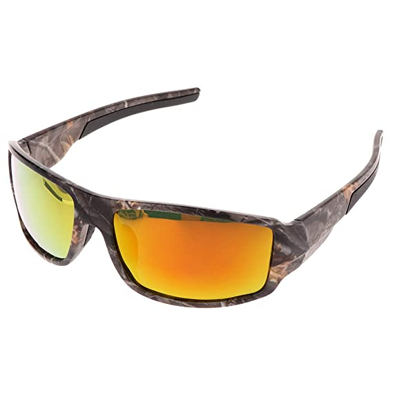 Amazon.com: Forgun Cycling Sunglasses Polarized Spectacles ...