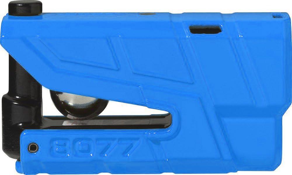 Abus 71806 Granit Motorcycle Disc Lock Alarm Detector X-Plus 8077/SRA blue