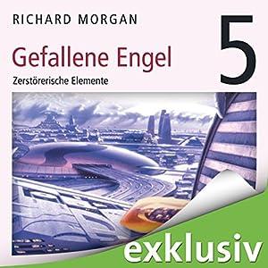 Kovacs 5: Gefallene Engel II Hörbuch