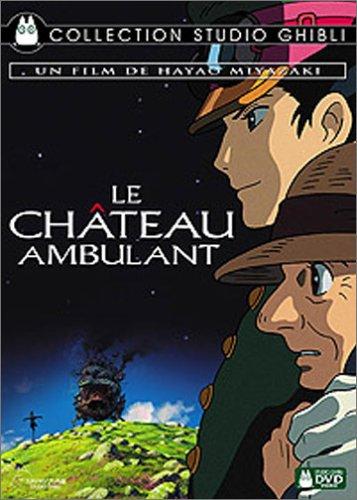 """Résultat de recherche d'images pour """"chateau ambulant dvd"""""""