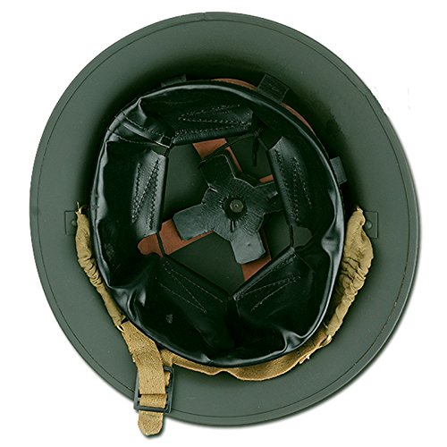 Brodie helmet mk2 english olive green safari 16689800 reproduction brodie helmet mk2 english olive green safari 16689800 reproduction british military army of the second world war amazon sports outdoors malvernweather Images