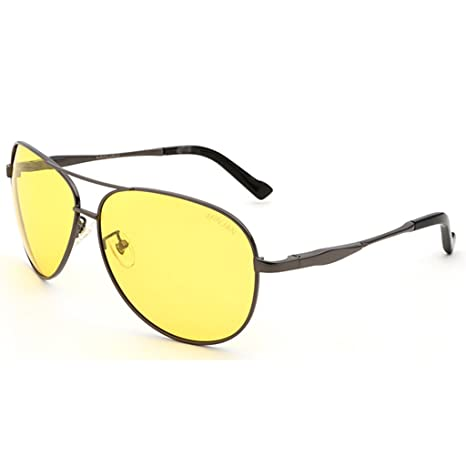 Gafas de Sol Gafas De Sol De Visión Nocturna Conductor De ...