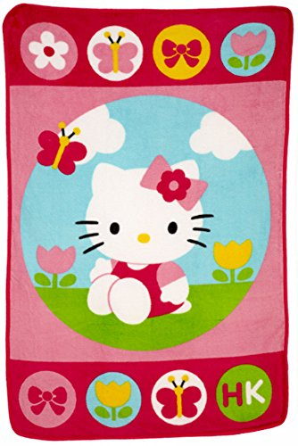 Hello Kitty Toddler Fleece Blanket - Hello Kitty Toddler Bedding Shopping Results