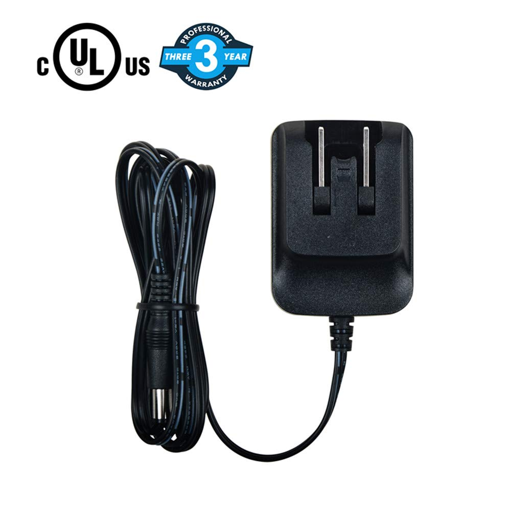 FITE ON AC/DC Adapter for Catfish Pool Cleaner, Catfish Ultra, iVac C-2, iVac 250, Volt FX-4, Centennial,Eclipse 7.2V - 9V UL Listed Power Supply Cord Cable Battery Charger