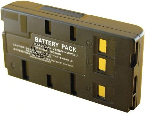 OTech Battery for JVC BN-V12U