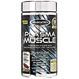 MuscleTech Plasma Muscle, Most Powerful Pre-Workout and Lean Musclebuilding Pill, 84 Rapid-Release LiquiCaps