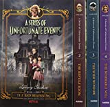 A Series of Unfortunate Events #1-4 Netflix Tie-in
