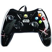 Xbox 360 Control Star Wars Kylo Ren Episodio VII, color negro - Standard Edition