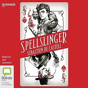 Spellslinger Audiobook