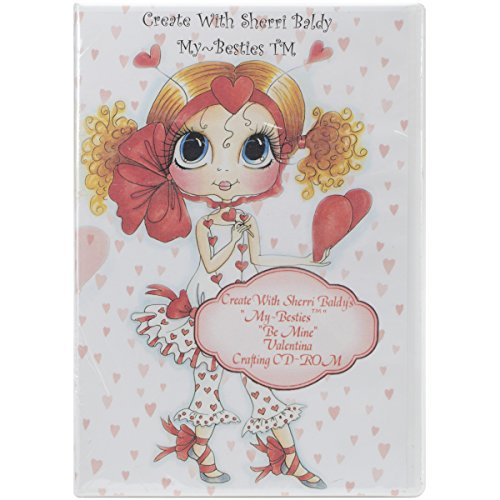 My-Besties Crafting CD-Be Mine - Valentina by My-Besties