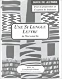 une si longue lettre study guide for french literature