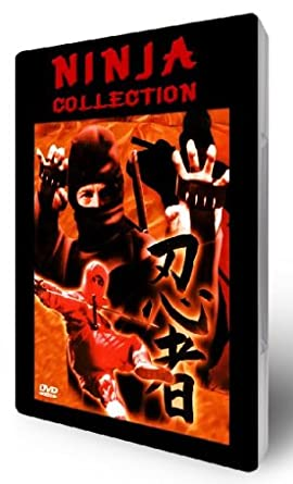 Ninja Collection - Metallbox [Alemania] [DVD]: Amazon.es ...
