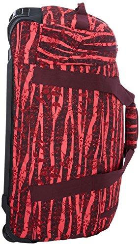Chiemsee Rolling Duffle Reisetasche Zebra Flower dnjP8p