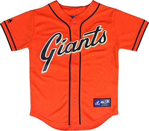 Youth Custom Baseball 2-Button Jersey, Personalize with YOUR
