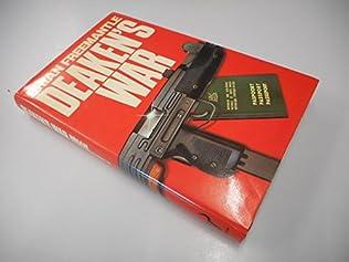 book cover of Deaken\'s War